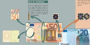 Nuevas sanciones por el uso de la imagen de los billetes en publicidad