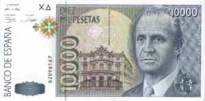 El Gobierno pone fecha tope para el canje de pesetas por euros en el Banco de España