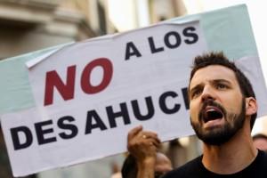#desahucios
