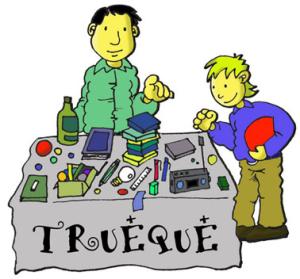 #trueque