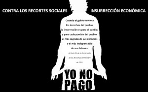 #insumision fiscal