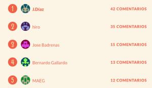 #blog estadisticas 2013