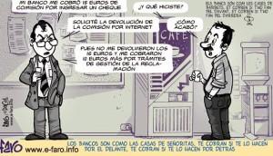 #comisiones por descubierto
