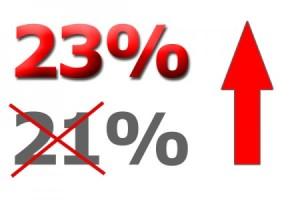 #iva al 23%