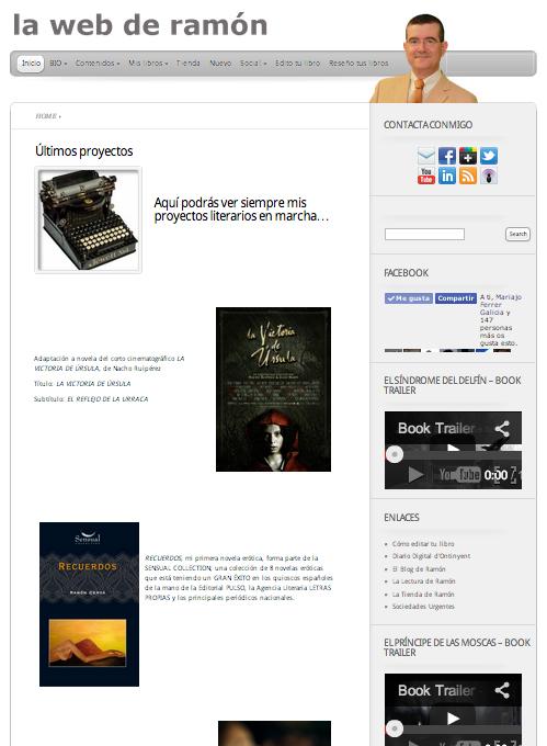 #la web de ramón