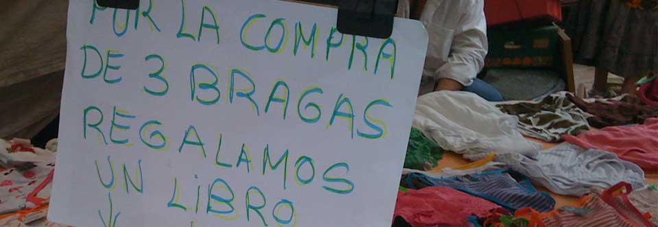 #venta ambulante