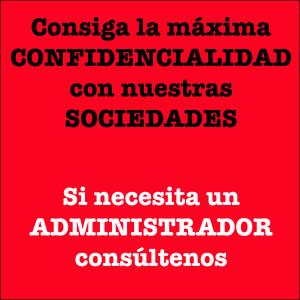 #administrador de una sociedad