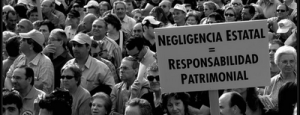 #Responsabilidad patrimonial del Estado