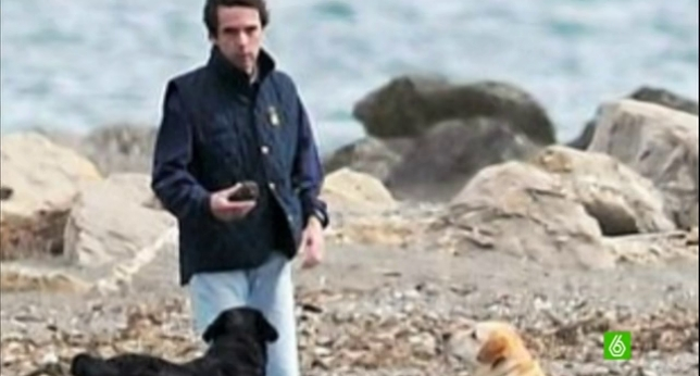 #Pasear perros por las playas
