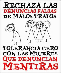 #Denuncias falsas