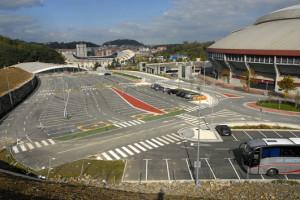 #aparcamientos disuasorios