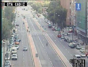 #radar de tramo en madrid