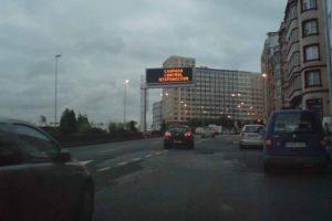 #Publicidad en carreteras