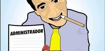 #Aceptar el cargo de administrador