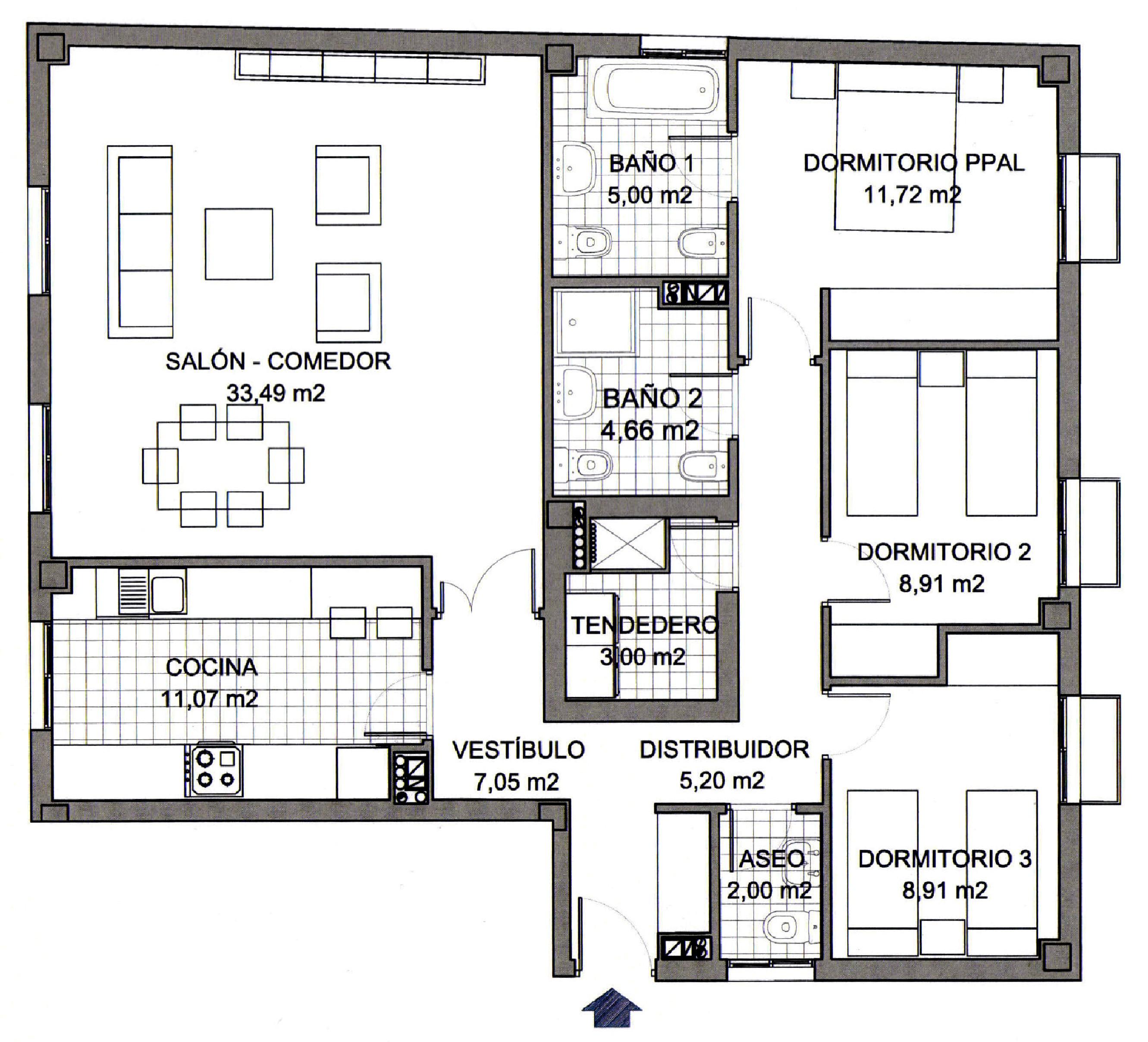 Compra de vivienda sobre plano qu garant as tiene el for Cuantos escalones tiene un piso