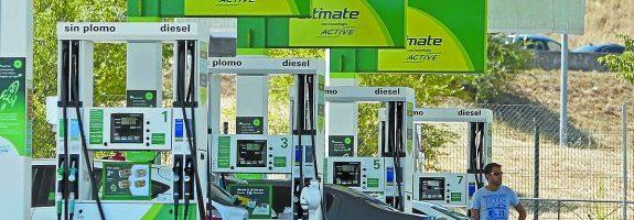 #Gasolineras sin empleados