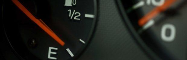 #Quedarse sin gasolina