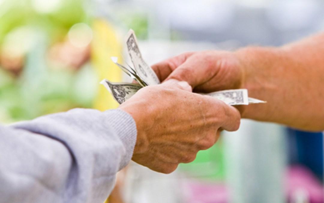 Aumentan las sanciones por los pagos en efectivo for Que luna estamos ahora