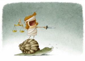 #Justicia lenta no es justicia