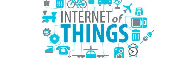 #El internet de las cosas